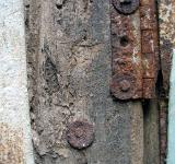Free Photo - Rusted hinges