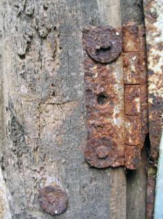 Download Rusted hinges Free Photo