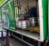 Free Photo - Beer in trailer