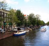 Free Photo - Canal in Amsterdam