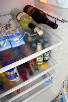 Food inside a fridge - Free Stock Photo