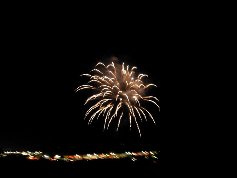 Free Stock Photo of Fireworks Created by jayne shives