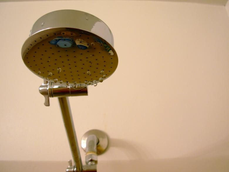 Free Stock Photo of Shower head Created by jayne shives