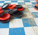 Chess board - Free Stock Photo