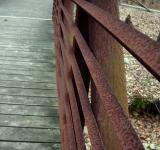 Free Photo - Rusted fence