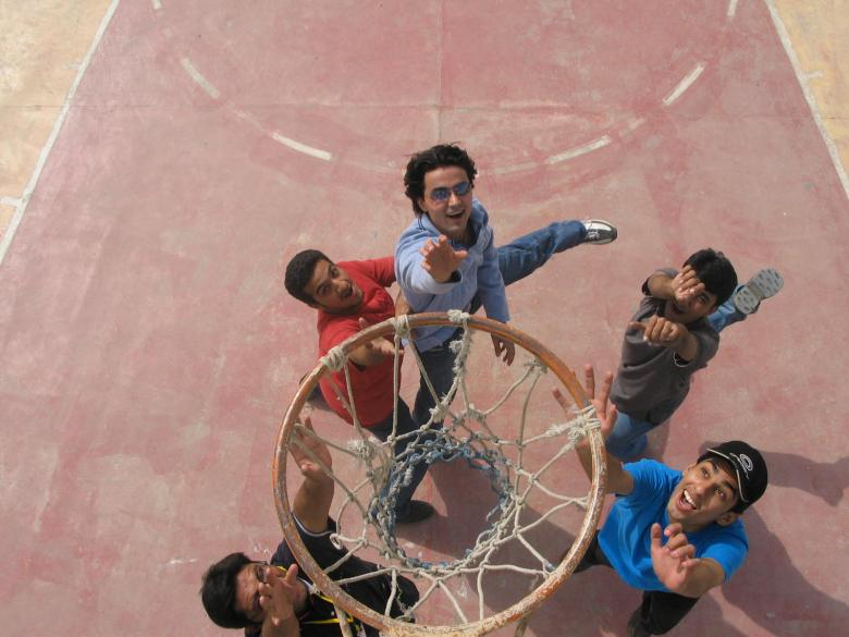 Free Stock Photo of Playing basketball Created by Munib butt