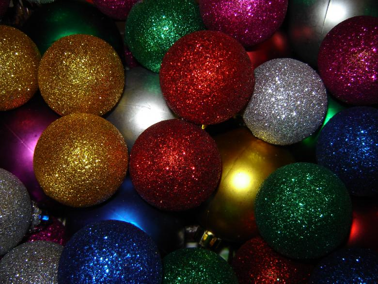 Free Stock Photo of Christmas balls Created by todor todorov