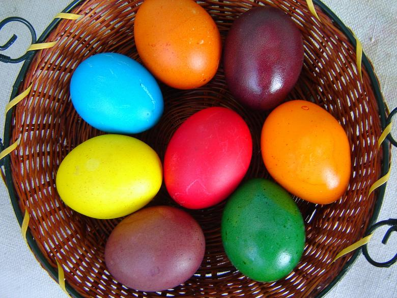 Free Stock Photo of Easter eggs Created by todor todorov