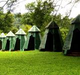 Free Photo - Steel tents
