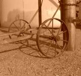 Free Photo - Wheels of Rust