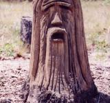 Free Photo - Jesus Stump
