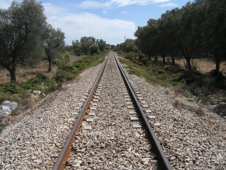 Salento  train  theme - Free Stock Photo