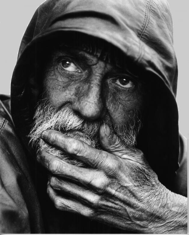 Homeless Mike - Free Portrait Stock Photos