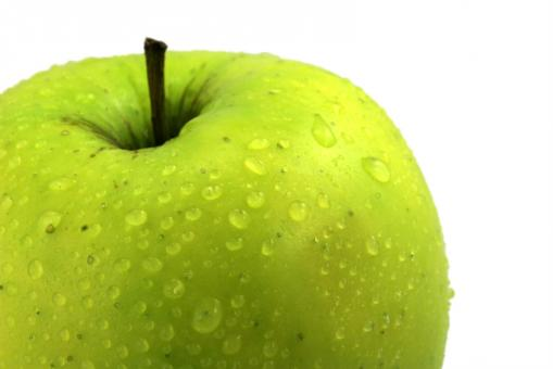 Green apple - Free Stock Photo