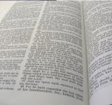 Free Photo - biblical pages
