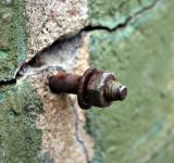 Free Photo - Rusted steel bolt