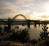 Free Photo - Yaquina bay bridge