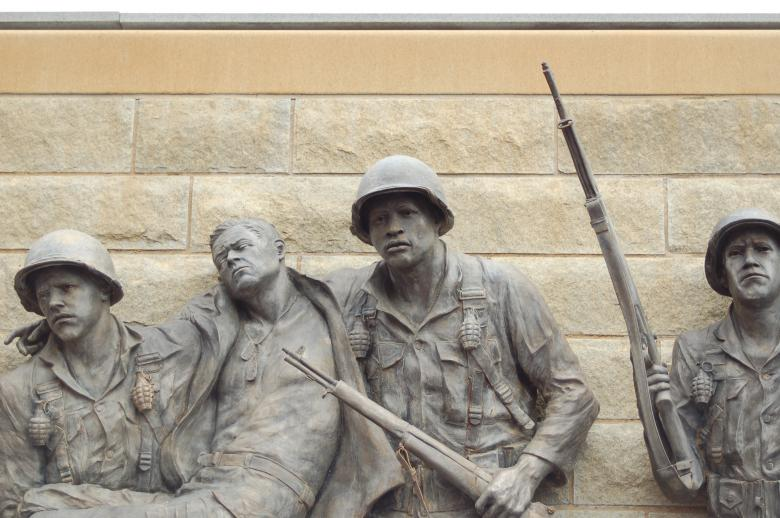 Free Stock Photo of Vietnam Memorial 2 Created by Mark Manalaysay