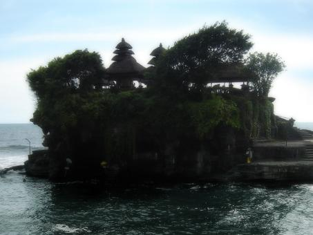 tanah lot bali - Free Stock Photo