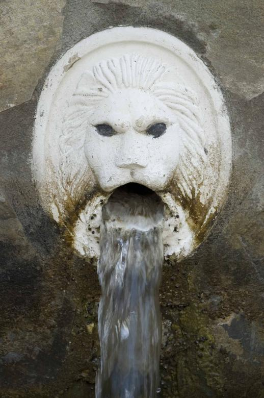 Free Stock Photo of fountain head Created by Frank Martin