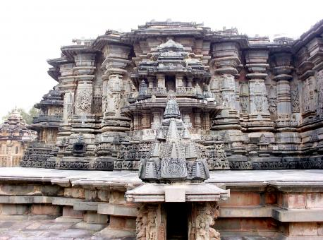 Belur temple - Free Stock Photo
