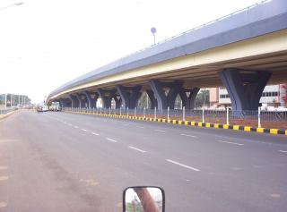 Flyover Free Photo