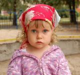 Free Photo - Cute little girl