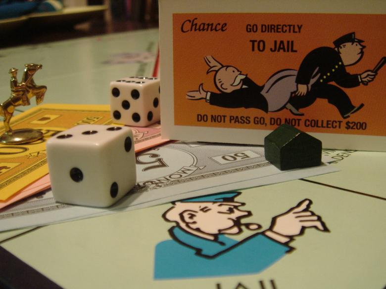 Free Stock Photo of Go to jail Created by Tracy