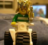 Free Photo - Lego man