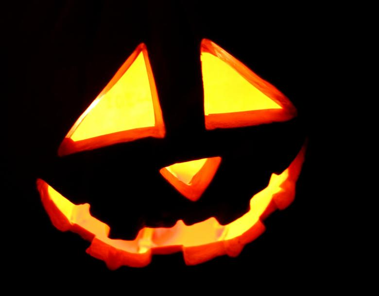 Free Stock Photo of Jack-O-Latern Created by Darren Hester