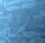 Free Photo - Frost patterns on glass