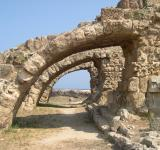 Free Photo - Roman ruins at salamis, north cyprus