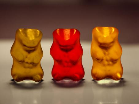 Gummy Bears - Free Stock Photo