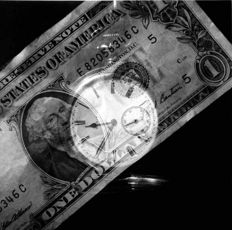 Time is Money Free Photo