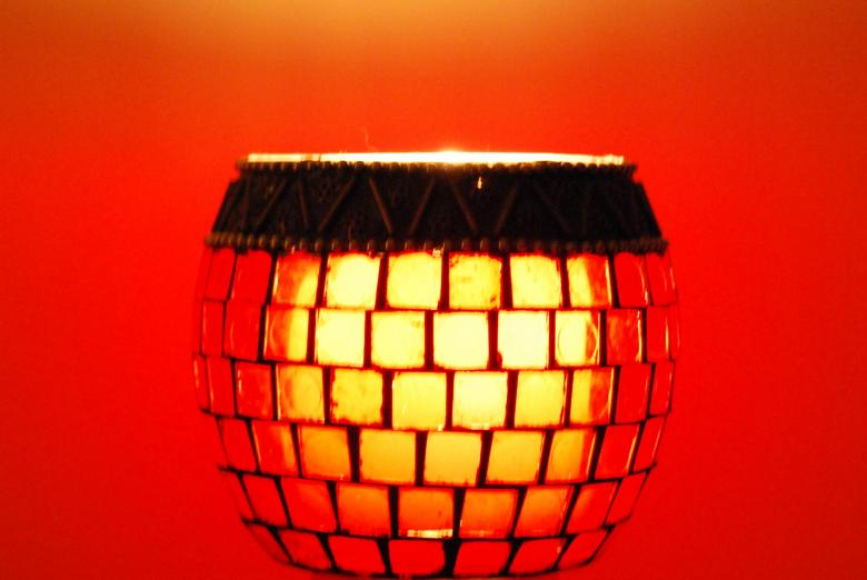Free Stock Photo of Red lamp Created by Sandeep Araujo