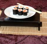 Free Photo - Plate of sushi
