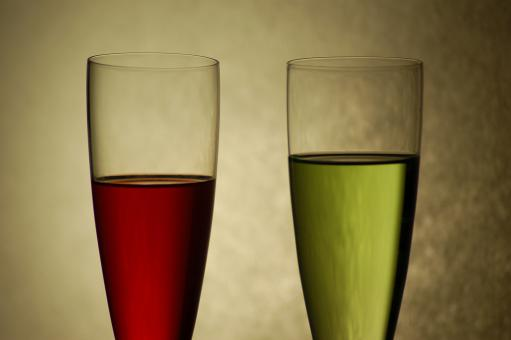 Wine glasses - Free Stock Photo