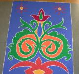 Free Photo - Indian rangoli diwali