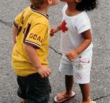 Free Photo - Kissing cousins