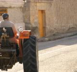 Free Photo - Man driving tractor, Turkey