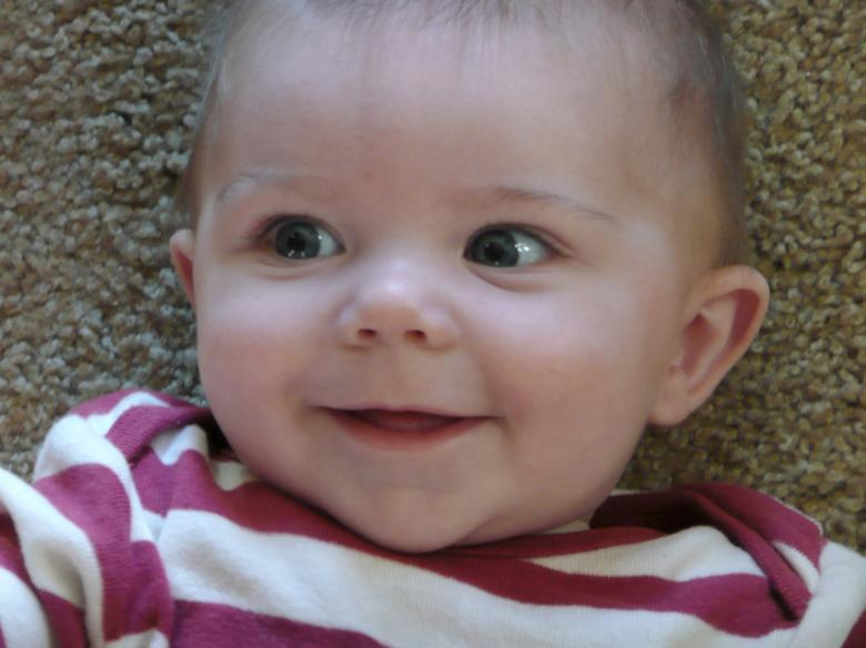 Free Stock Photo of Happy baby Created by Glenn Gallimore