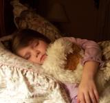 Free Photo - Sleeping girl