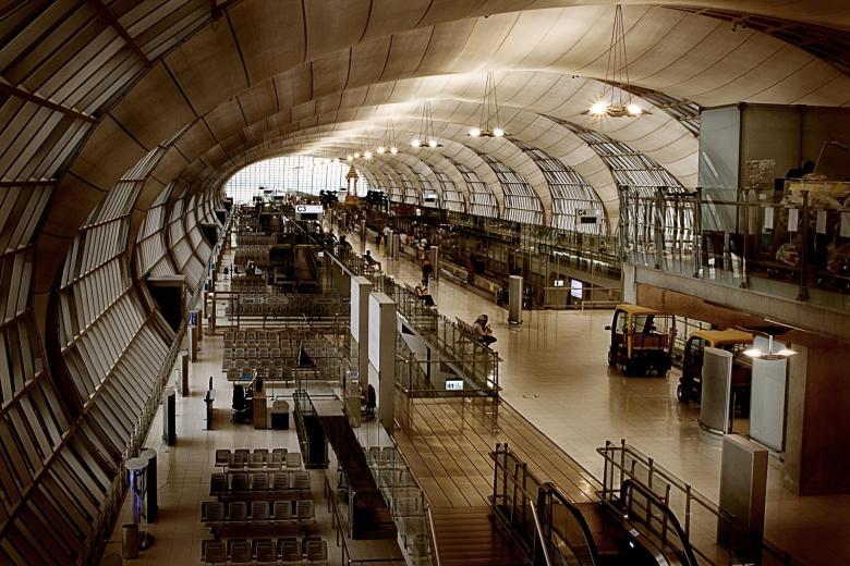Suvarnabhumi airport - Free Interior Stock Photos