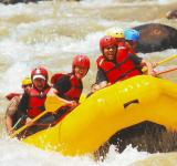Free Photo - River rafting