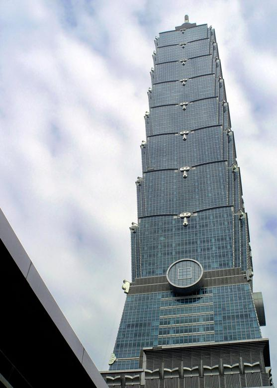 Free Stock Photo of Taipei wtc tower Created by SimpleLine
