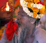 Free Photo - Hindu holyman