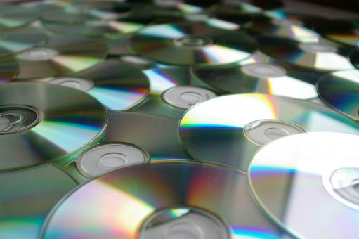 Cd rom - Free Stock Photo