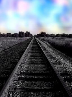 Railroad Lights - Free Stock Photo