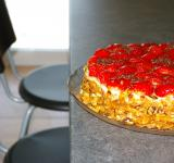 Free Photo - Strawberry cake
