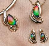 Free Photo - Ammolite Jewellery